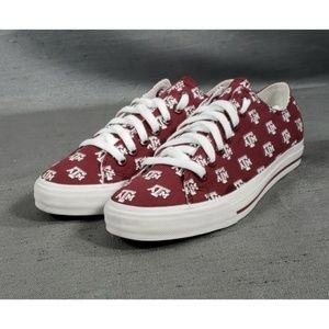 Texas A&M Aggies Row One Unisex Sneakers New